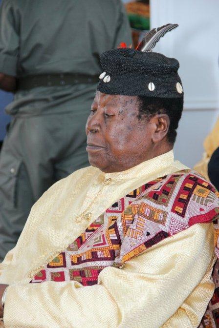 Nfon V. E Mukete Paramount Chief of the Bafaw