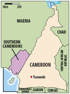 British Southern Cameroons
