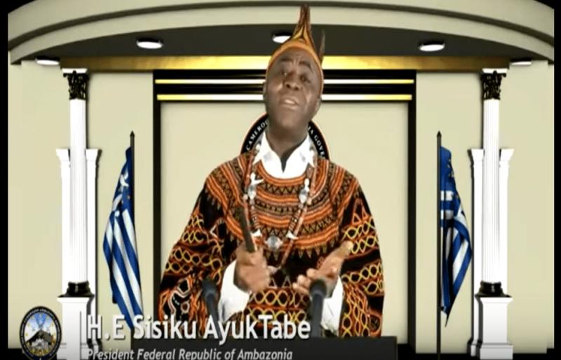 President-Ayuk-Tabe