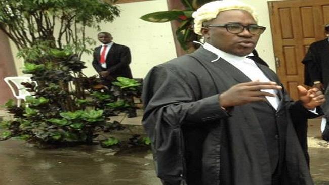 Barrister Agbor Balla Felix Nkongho