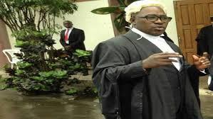 Barrister Nkongho Agbor Balla