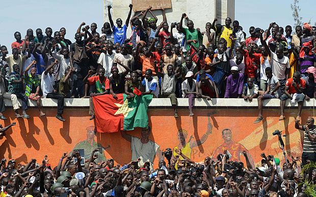 Burkina Faso revolution