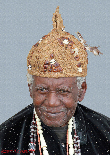 Chief Samuel Moka Liffafa Endeley